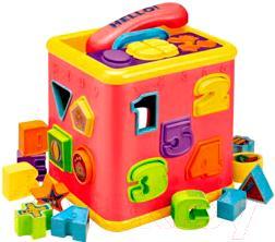 Развивающая игрушка RedBox Электронный кубик 23382 - общий вид