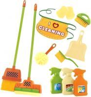 Игровой набор RedBox Всё для уборки дома 21122 (12 предметов) -