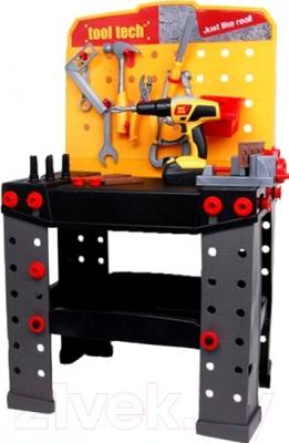 Детский набор инструментов RedBox Мастерская 65003 (54 предмета)