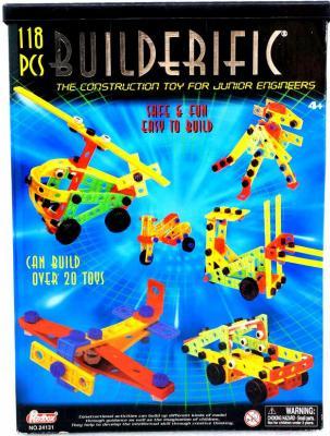 Игровой набор RedBox Конструктор с дрелью (120 предметов) - общий вид