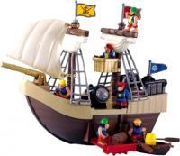 Игровой набор RedBox Пиратский корабль 24259-1 (22 предмета) -