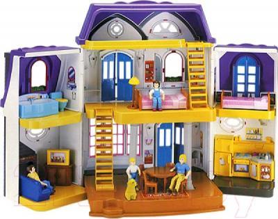 Аксессуар для куклы RedBox Кукольный домик 22946 - вид изнутри