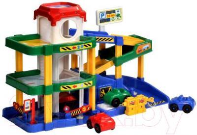 Детский паркинг RedBox Паркинг 23448 - общий вид
