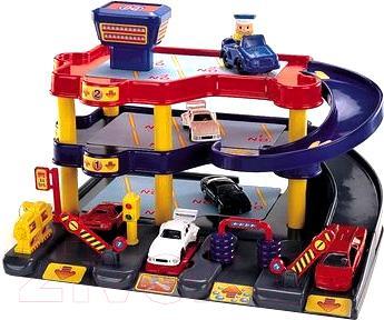 Детский паркинг RedBox Гараж 25578 - общий вид