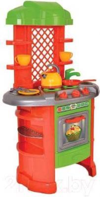 Детская кухня ТехноК Кухня №7 0847 (25 предметов) - общий вид
