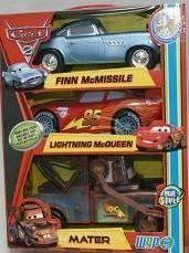 Набор игрушечных автомобилей Rede Тачки (3 автомобиля 602601451)