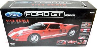 Масштабная модель автомобиля Motormax Ford GT Concept (73001) - упаковка