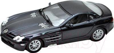 Масштабная модель автомобиля Motormax Mercedes Benz SLR McLaren (73004) - общий вид