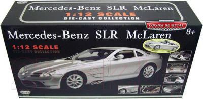 Масштабная модель автомобиля Motormax Mercedes Benz SLR McLaren (73004) - упаковка