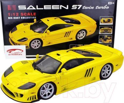 Масштабная модель автомобиля Motormax Saleen S7 Twin Turbo (73005) - общий вид