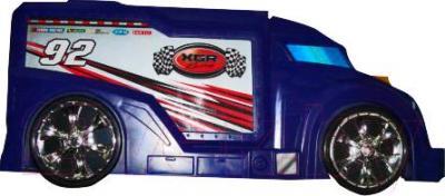 Игровой набор Motormax Грузовик трансформер 78139P - в сложенном виде