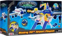 Игровой набор Motormax Самолет трансформер 78145P -