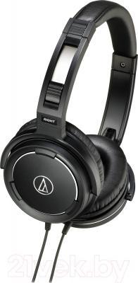 Наушники Audio-Technica ATH-WS55 (Black) - общий вид