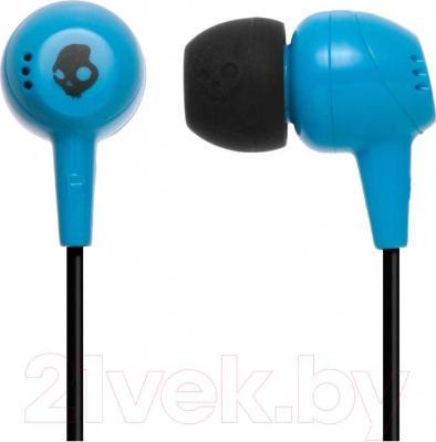 Наушники Skullcandy Jib (Blue) - общий вид