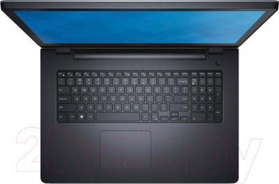 Ноутбук Dell Inspiron 17 5000 (5748-2643) - вид сверху