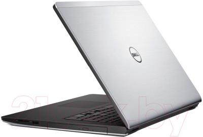 Ноутбук Dell Inspiron 17 5000 (5748-2643) - вид сбоку
