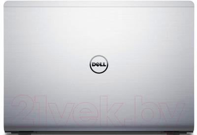 Ноутбук Dell Inspiron 17 5000 (5748-2643) - задняя крышка