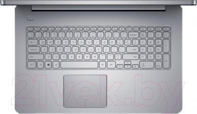 Ноутбук Dell Inspiron 17 7000 (7737-2667) - вид сверху