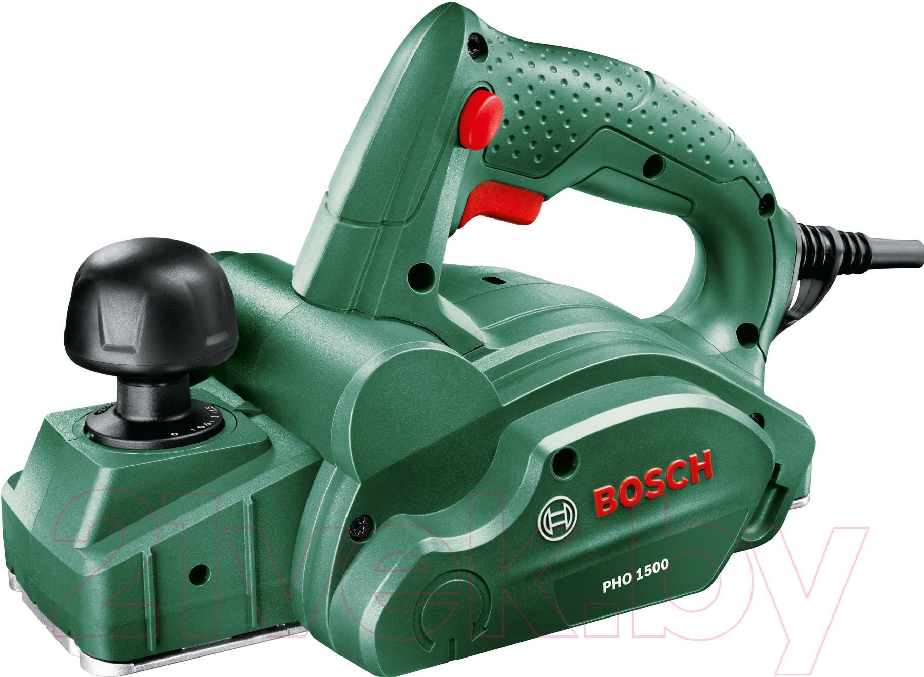 Электрорубанок Bosch