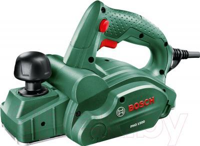 Электрорубанок Bosch PHO 1500 (0.603.2A4.020) - общий вид