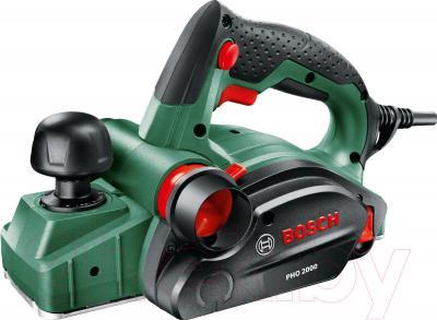 Электрорубанок Bosch PHO 2000 (0.603.2A4.120) - общий вид