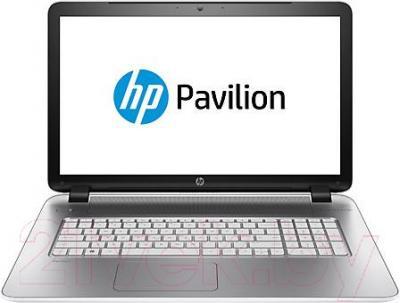 Ноутбук HP Pavilion 17-f107nr (K6X96EA) - общий вид