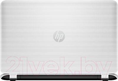 Ноутбук HP Pavilion 17-f169nr (K6Y37EA) - задняя крышка