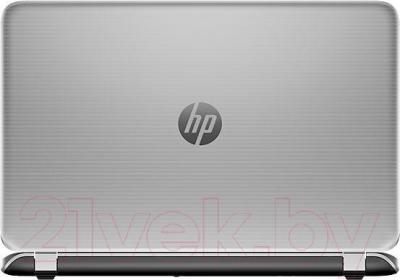 Ноутбук HP Pavilion 15-p079sr (J5C01EA) - задняя крышка