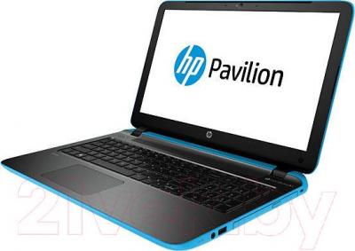 Ноутбук HP Pavilion 15-p113nr (K6Z81EA) - вполоборота
