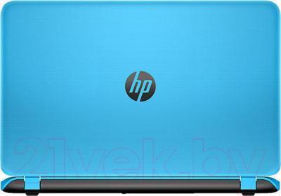 Ноутбук HP Pavilion 15-p113nr (K6Z81EA) - задняя крышка
