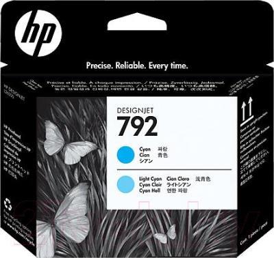 Печатающая головка HP 792 (CN703A) - общий вид