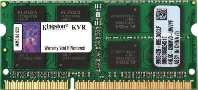 Оперативная память DDR3 Kingston KVR16S11/8 - общий вид