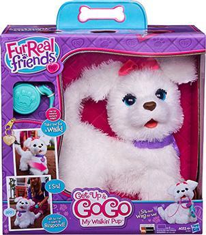 Интерактивная игрушка Hasbro FurReal Friends Щенок Гого (A7274) - упаковка