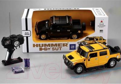 Радиоуправляемая игрушка Rastar Автомобиль Hummer H2 (300317) - комплектация