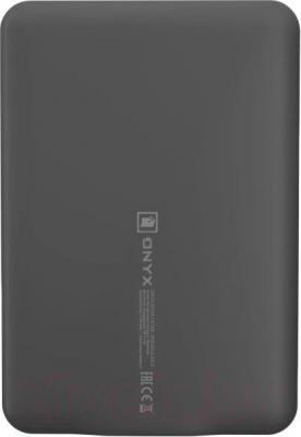 Электронная книга Onyx BOOX С67ML Magellan 2 (Gray) - вид сзади