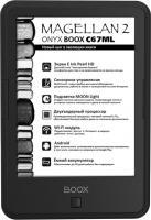 Электронная книга Onyx BOOX С67ML Magellan 2 (Black) -