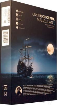 Электронная книга Onyx BOOX С67ML Magellan 2 (Black) - упаковка