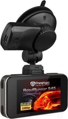 Автомобильный видеорегистратор Prestigio RoadRunner 545 - дисплей