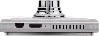 Автомобильный видеорегистратор Prestigio RoadRunner 570GPS / PCDVRR570GPS - вид сбоку