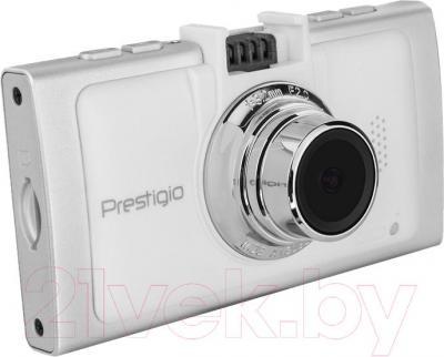 Автомобильный видеорегистратор Prestigio RoadRunner 570GPS / PCDVRR570GPS - общий вид