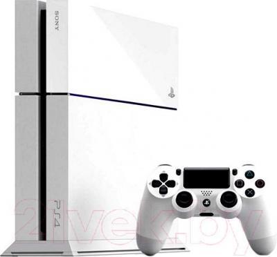 Игровая приставка Sony PlayStation 4 500GB (PS719466918) - вид в проекции