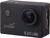 Экшн-камера SJCAM SJ4000 WiFi (черный) -