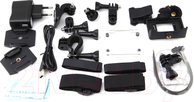 Экшн-камера SJCAM SJ4000 WiFi (черный)