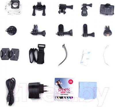 Экшн-камера SJCAM SJ4000 (золото) - комплектация