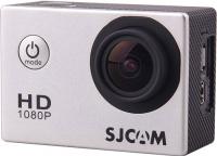 Экшн-камера SJCAM SJ4000 (серебристый) -