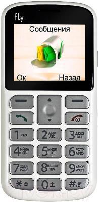 Мобильный телефон Fly Ezzy 6 (белый)