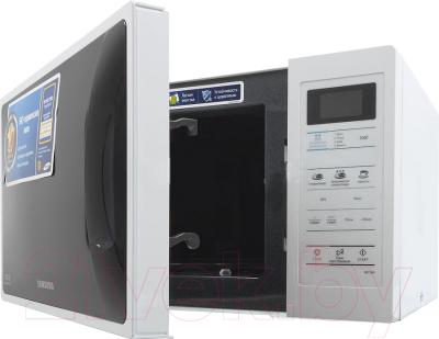 Микроволновая печь Samsung ME73AR-S - вид спереди