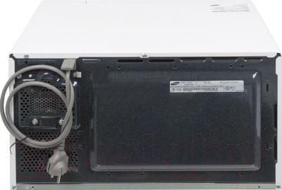 Микроволновая печь Samsung ME73AR-S - вид сзади