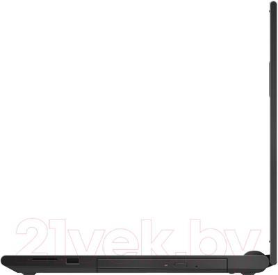 Ноутбук Dell 3542-2452 - вид сбоку