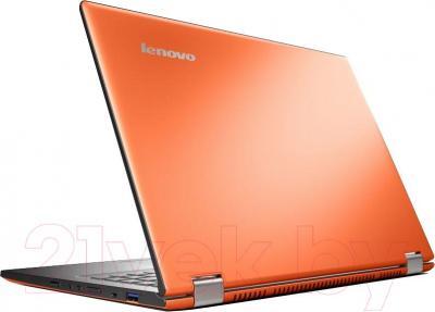 Ноутбук Lenovo Yoga 2 (59430716) - вид сзади